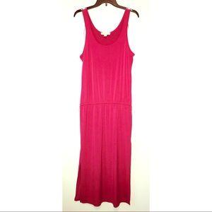 Michael Kors Pink Maxi Dress